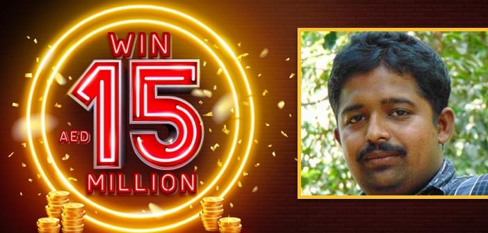 Sarath-Purushothaman-Big-Ticket-Winner