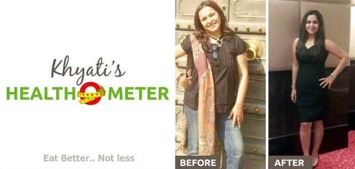 Khyati Health O Meter