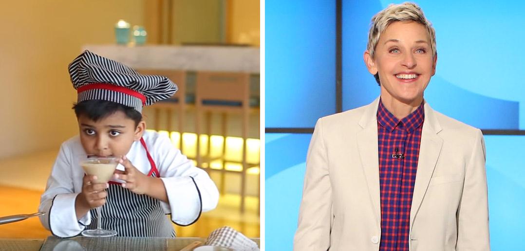 Kicha Ellen Show