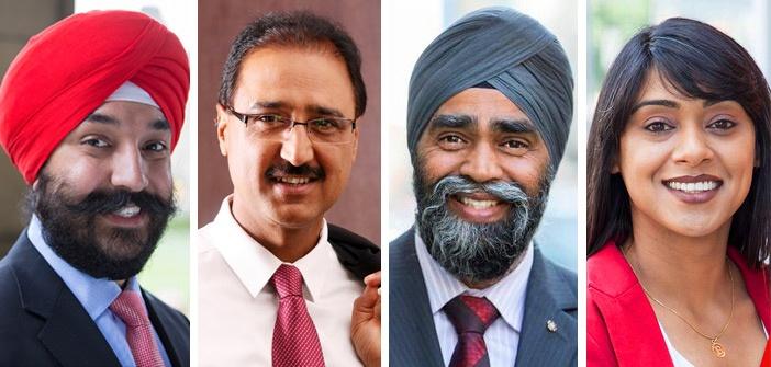 Sikh Ministers Canda