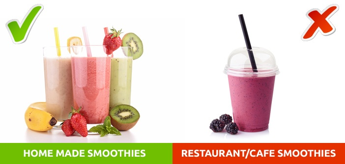 Smoothies Comparison